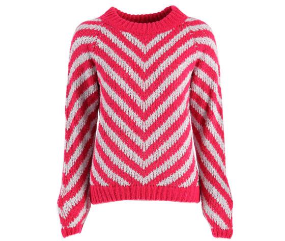 Shop art maglia donna raglan a righe art. 20ish60734 2