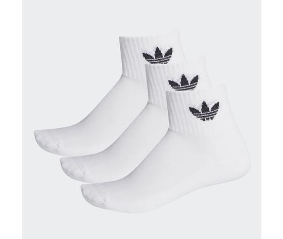 Adidas originals calzini bianchi caviglia essentials art. ft8529