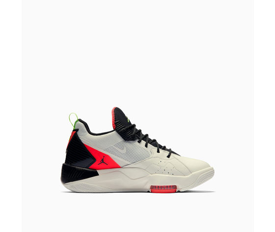 Jordan zoom 92  rosso e nero sneakers uomo art. ck9183 100
