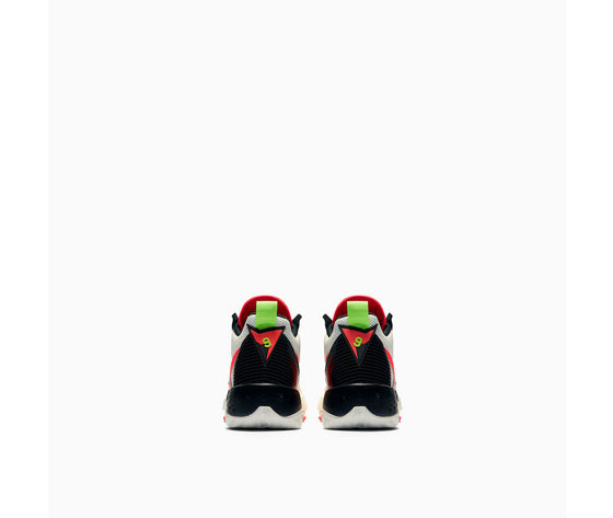 Jordan zoom 92  rosso e nero sneakers uomo art. ck9183 100 1