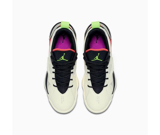 Jordan zoom 92  rosso e nero sneakers uomo art. ck9183 100 3