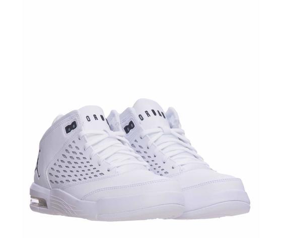 Jordan sneakers flight origin 4 bianconero art. 921196 100 1