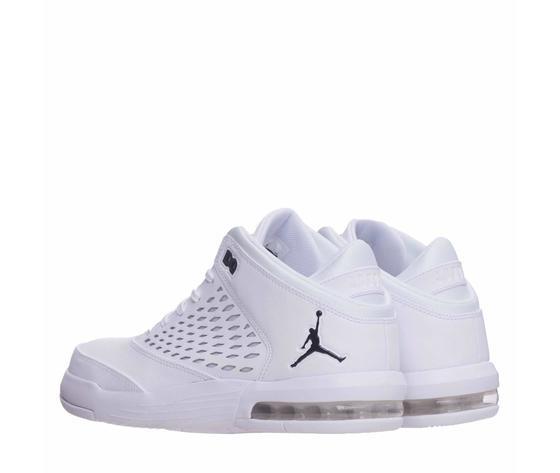 Jordan sneakers flight origin 4 bianconero art. 921196 100 2