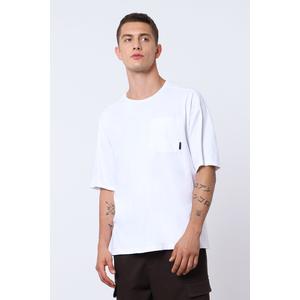 Imperial T-shirt Uomo Oversize Con Dettaglio Taschino art. TH36ABJTD BIA