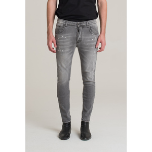 I'm Brian Jeans Uomo Black Regular Fit art. MIRKO BK L1504