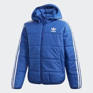 Giubbotto Imbottito Bambino Blu Adidas Originals Padded Giacca Imbottita art. GD2698