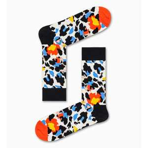 Calze Donna Fantasia Leopardato Happy Socks Leopard Sock art. NLE01 1900