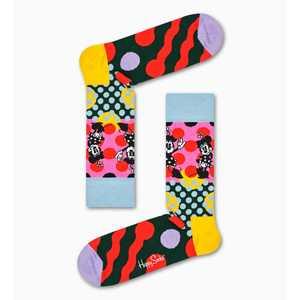 Calze Donna Fantasia Disney Minnie Happy Socks Disney Minnie-Time Sock art. DNY01 3300