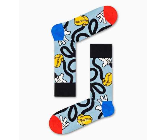 Calze donna fantasia disney topolino happy socks disney mickey stretch sock art. dny01 6000 %283%29