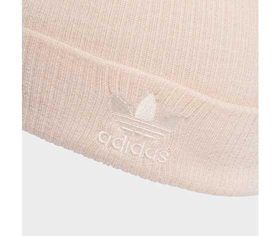 Berretto rosa con pom pon adidas faux fur pompom beanie pink art. gd4761 3