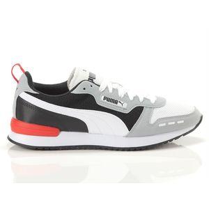 Scarpe Uomo Puma R78 grigio / Bianco / Nero Sneakers Basse art. 373117 23