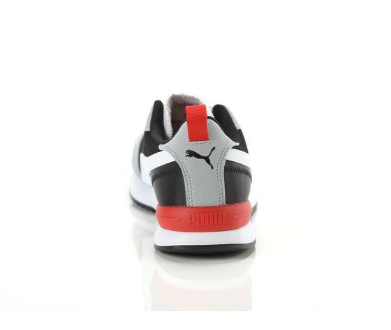 Scarpe uomo puma r78 grigio  bianco  nero sneakers basse art. 373117 23 3