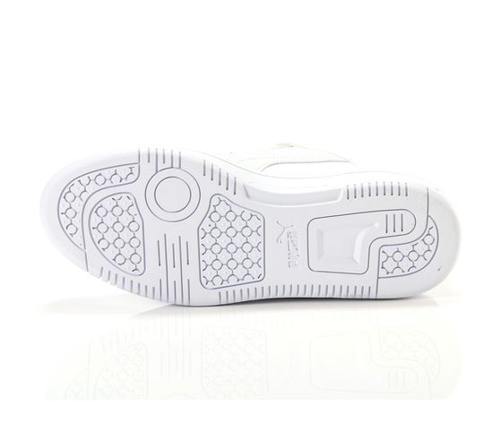 Scarpe unisex puma bianco rebound layup low jr sneakers basse art. 370490 03 4