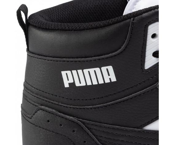 Scarpe uomo puma rebound joy nero  bianco sneakers alte art. 374765 01 4