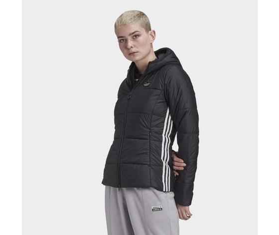 Giubbotto donna nero adidas originals giacca slim art. gd2507 3