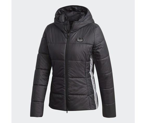 Giubbotto donna nero adidas originals giacca slim art. gd2507