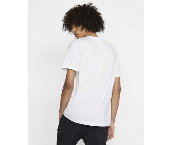 T shirt bianca nike uomo icon futura art. ar4993 100  3