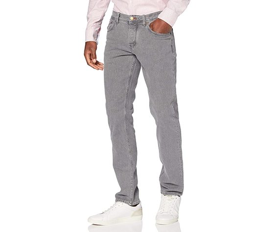 Jeans uomo tommy hilfiger grigi slim bleecker str volin grey pantaloni uomo art. mw0mw144551b5