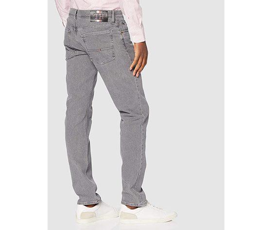 Jeans uomo tommy hilfiger grigi slim bleecker str volin grey pantaloni uomo art. mw0mw144551b5 2