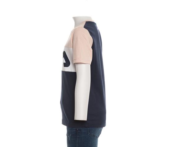 T shirt bambina fila cipria bianco blu teens unisex marina multicolor art. 688141 a898 2 %283%29