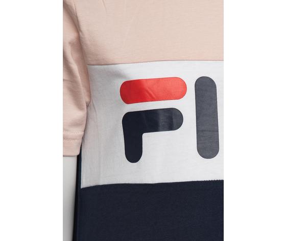 T shirt bambina fila cipria bianco blu teens unisex marina multicolor art. 688141 a898 2 %281%29