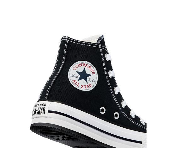 Converse donna tela nere platform color eva chuck taylor all star high top jr art. 671107c 7