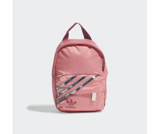 Mini zaino rosa adidas originals three stripes art. gn2118