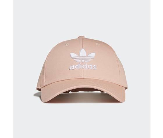 Adidas originals cappellino bambina rosa trefoil baseball art. gn4889 osfy
