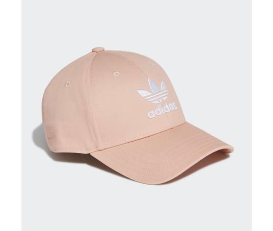 Adidas originals cappellino bambina rosa trefoil baseball art. gn4889 osfy 2