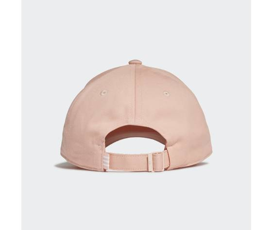 Adidas originals cappellino bambina rosa trefoil baseball art. gn4889 osfy 1