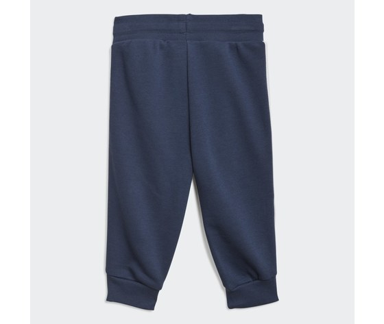 Adidas originals tuta bambino blu camouflage allover print camo crew art. gn4109 4