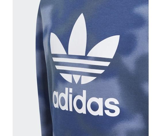 Adidas originals felpa girocollo mimetica con stampa allover art. gn4130 2