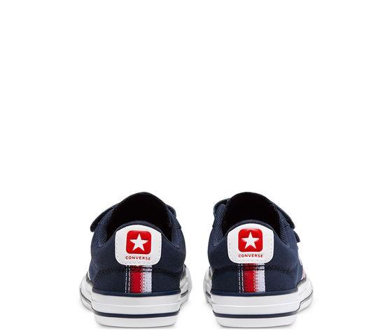 scarpe converse bambino rosso