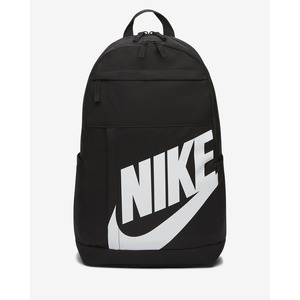 Zaino Nike Sportswear Nero Logo Bianco 2.0 art. BA5876 082