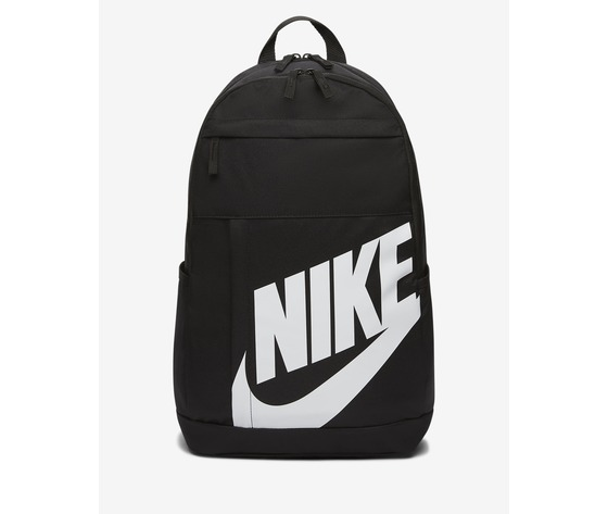 Zaino nike sportswear nero logo bianco art. ba5876 082