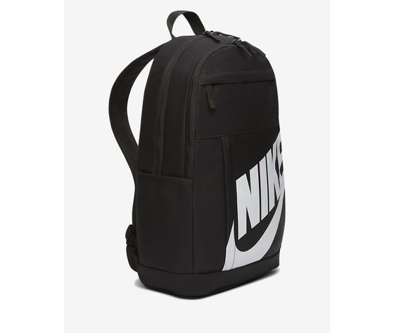 Zaino nike sportswear nero logo bianco art. ba5876 082 3