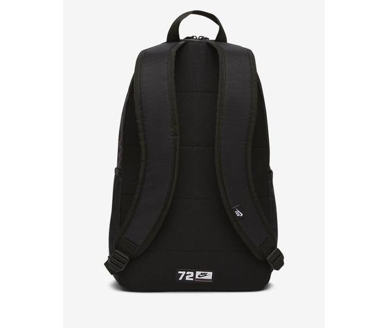 Zaino nike sportswear nero logo bianco art. ba5876 082 4