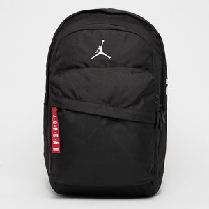Zaino Nero Nike Jordan Air Patrol Pack Multitasche art. 9A0172 023