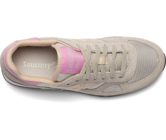 Scarpe donna beige rosa camoscio e nylon shadow original art. s1108 781 %284%29