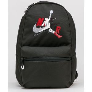 Zaino Jordan Nero Dettagli Rossi Nike  Jordan Jumpman Classics Daypack art. 9A0381 KR5