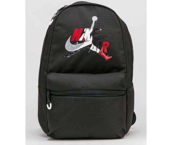 Zaino nero e rosso nike  jordan jumpman classics daypack art. 9a0381 kr5