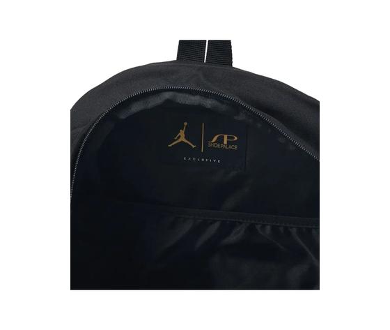 Zaino nero nike  jordan air backpack hbr art. 9a0462 023 1