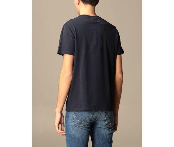 T shirt unisex roy roger's vintage nera girocollo stampa roy cotone regular fit art. p21rrx519c9300569 n 1
