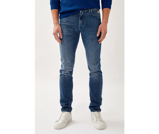 Jeans uomo roy roger's 517 nick special in denim elasticizzato art. p21rru075d1410897 2