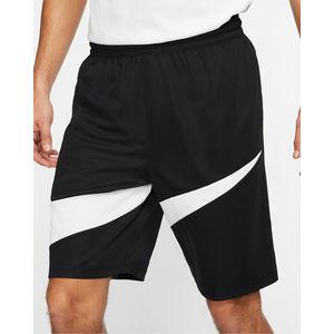Pantaloncini Nike Neri Logo Bianco Dri-fit Hbr M art. BV9385 011