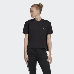 T-Shirt Donna Nera Adidas Originals art. FL4116
