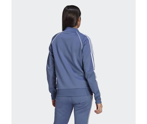 Giacca track donna blu adidas originals primeblue sst art. gn2939 1