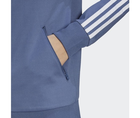 Giacca track donna blu adidas originals primeblue sst art. gn2939 4