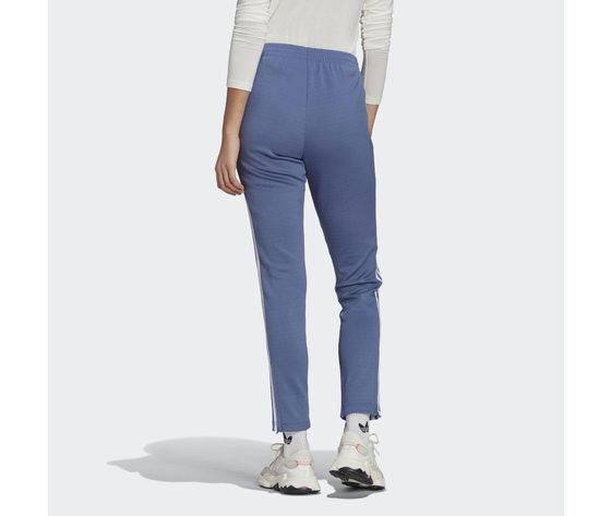 Pantalone track donna blu adidas originals primeblue sst art. gn2942 1