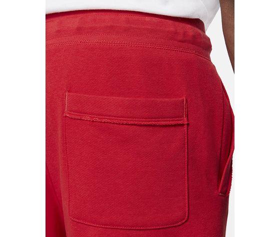 Pantaloncino uomo rosso nike shorts in french terry nike sportswear alumni art. ar2375 659 5